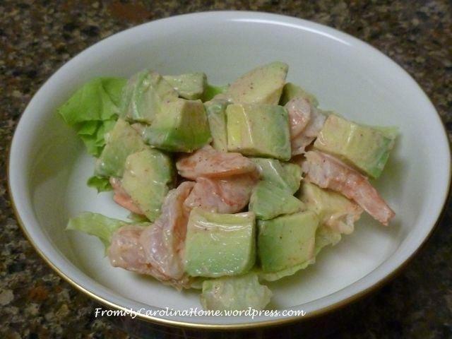 Shrimp Avocado Remoulade 2