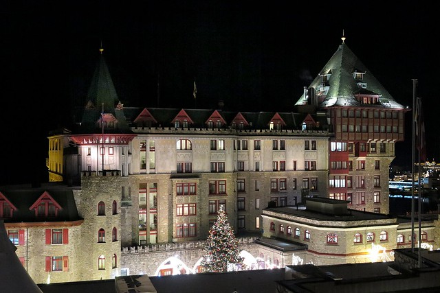 St. Moritz - Badrutt's Palace
