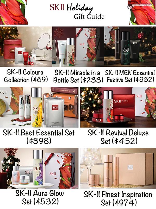 Christmas Gifts SKII