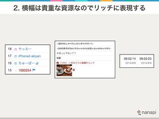 アンサー管理画面 at 管理画面チラ見せナイト#2.010