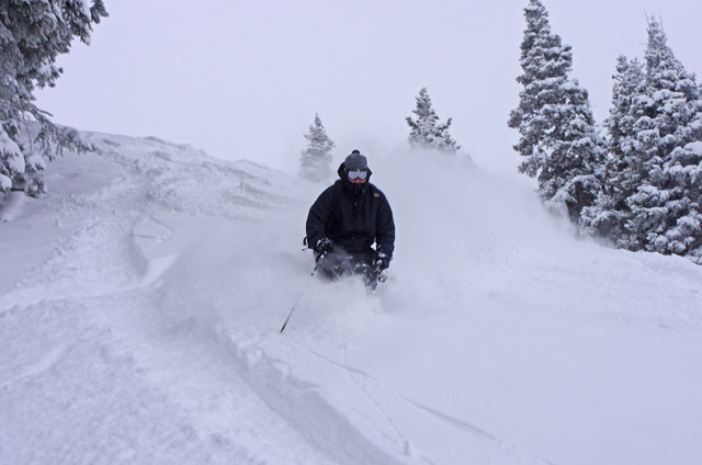 Park City powder