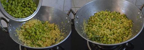 beans paruppu usili recipe-Iyer style