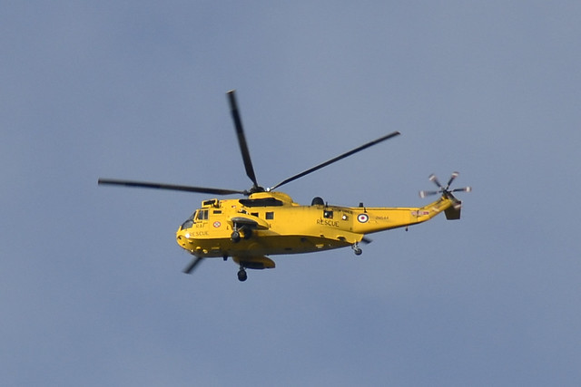 ZH544 Sea King HAR.3A (SRG169)