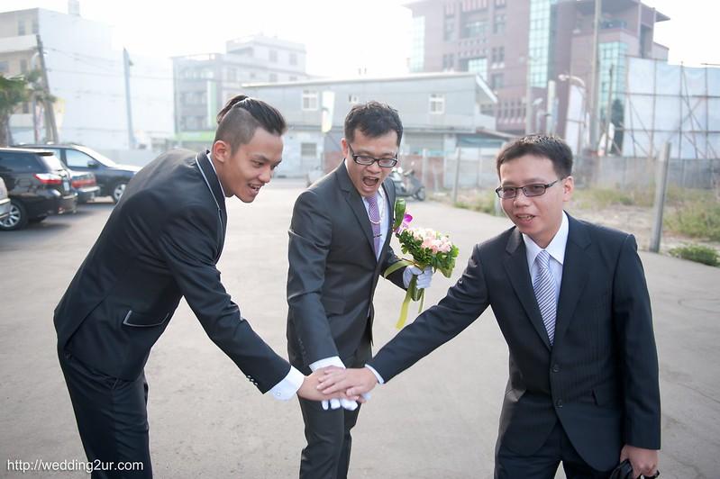 [婚禮攝影] @雲林自宅流水席_009家昇佩如