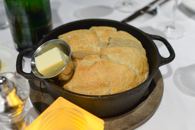 House-made kettle bread