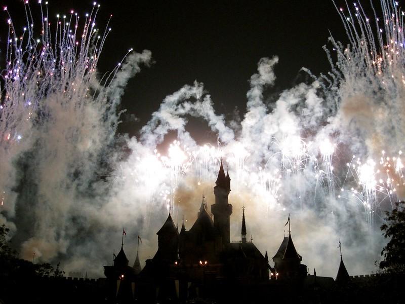 HK Disneyland