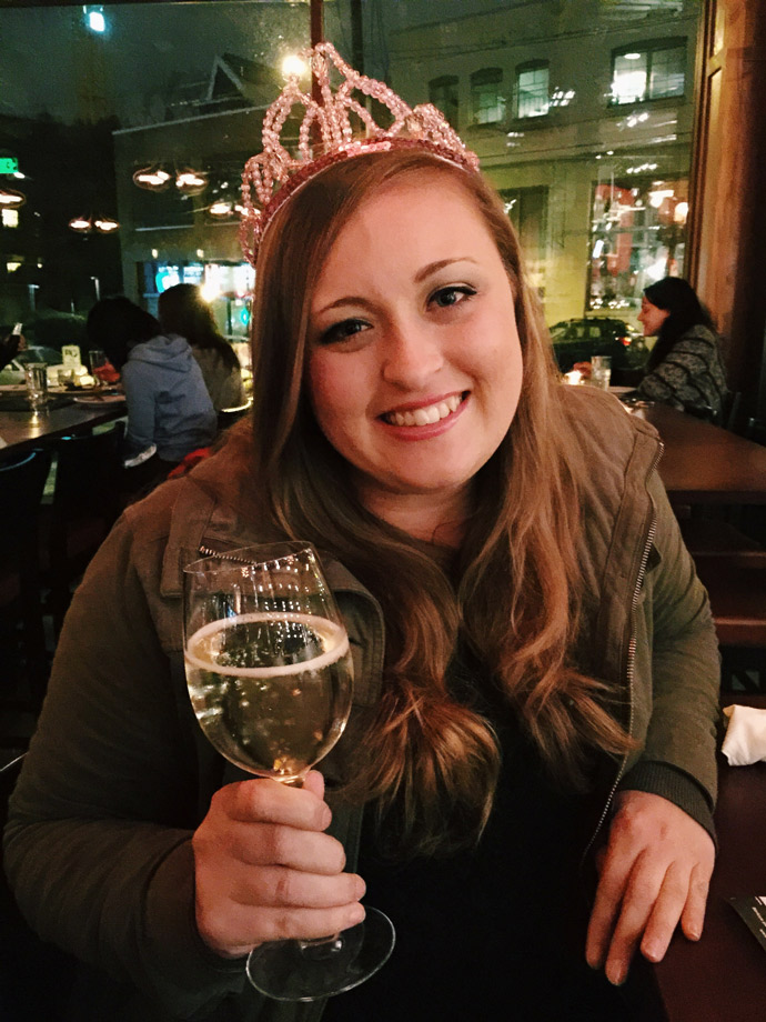 21st birthday, birthday girl, seattle, bainbridge island