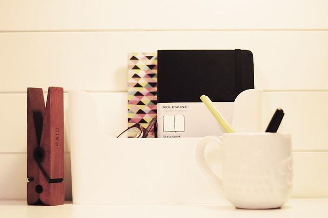 Desk Days 003