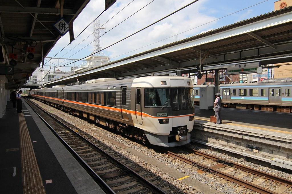 383 series Shinano