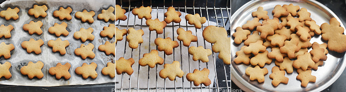 How to make Gingerbread Man Cookies - Step7