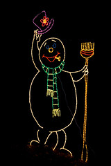 River of Lights Frosty the Snowman