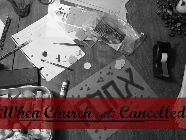When Church is Cancelled Main Banner