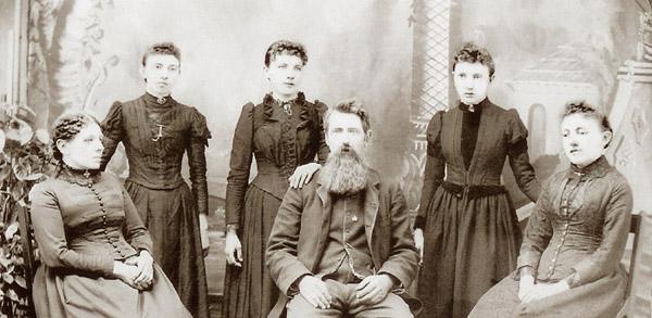 Ingalls family
