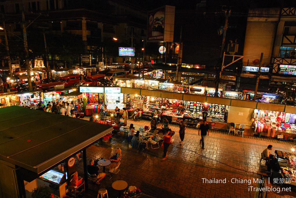 Chiang Mai Night Bazaar 清迈观光夜市 01_mini