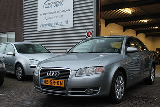 Audi A4 1.8T Aut.  Sedan - Proline Business