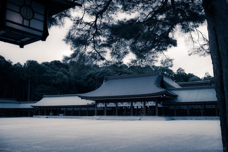 Kashihara Jingu Shrine 4