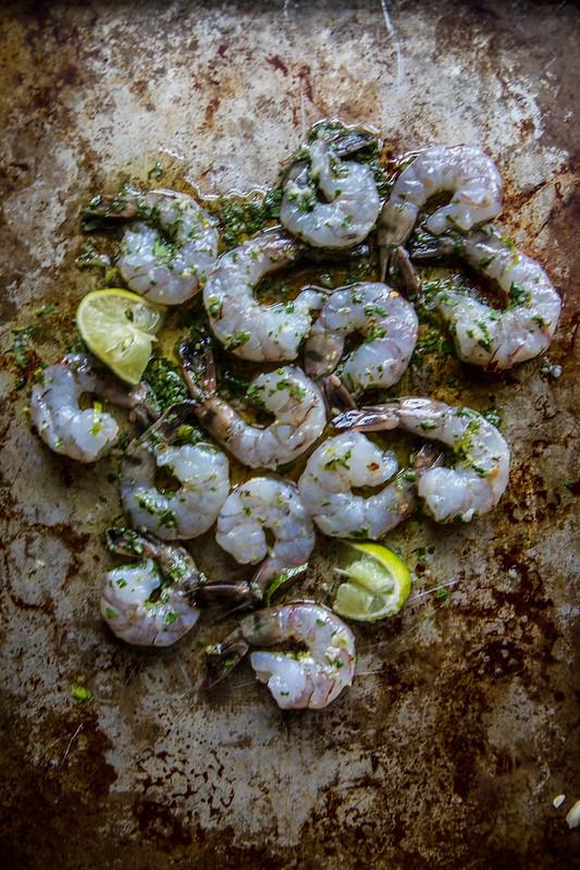 Roasted Asian Shrimp Cocktail