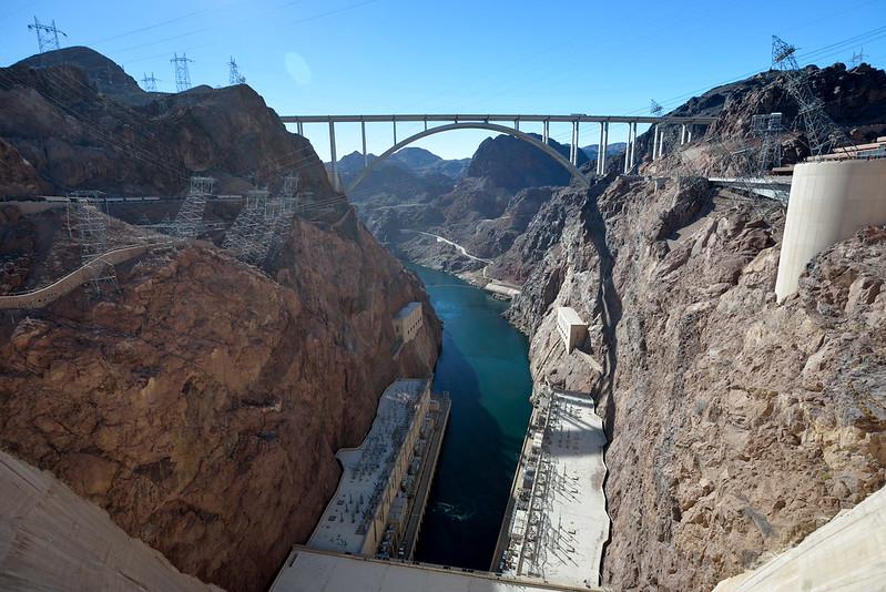 胡佛水壩 Hoover Dam
