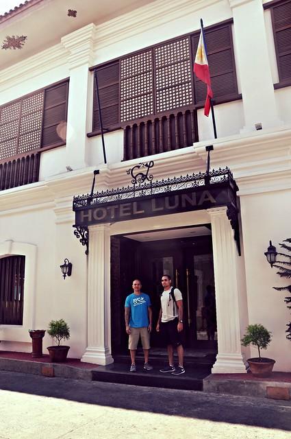 Hotel Luna, Vigan