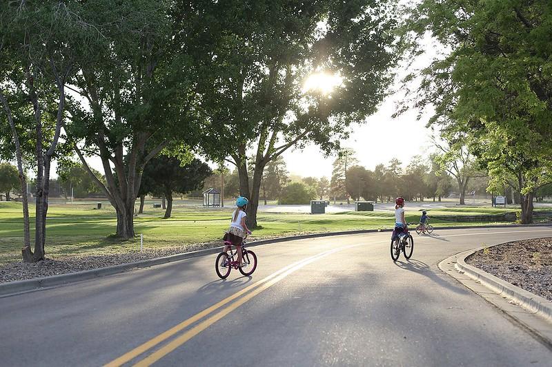 bike/walk