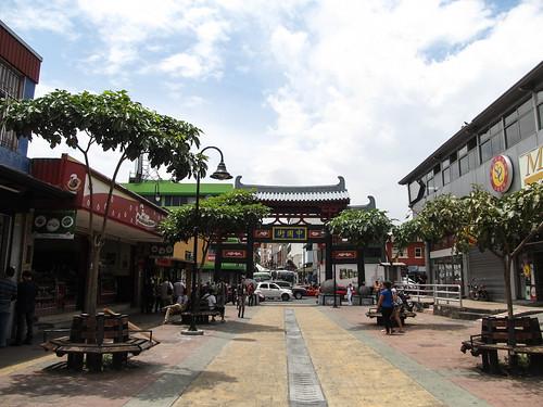 San José: premier Chinatown depuis le Mexique