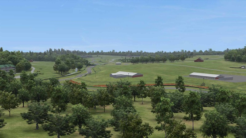 Automobilista racing simulator - Virginia International Raceway