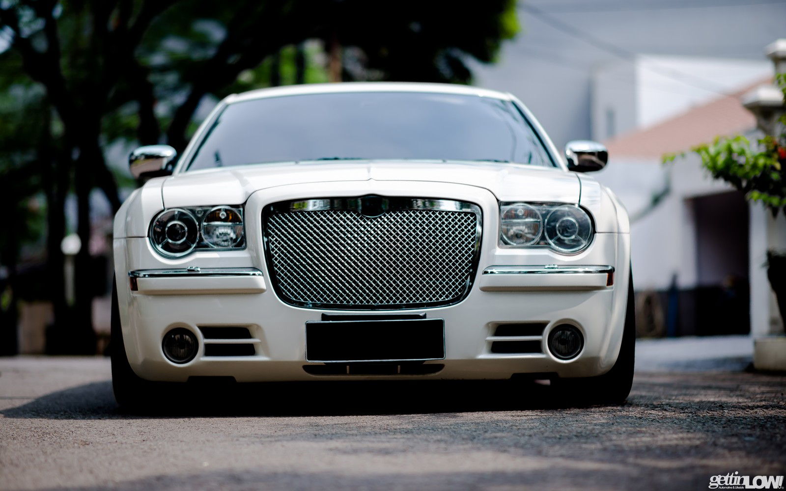 chrysler 300c bagged