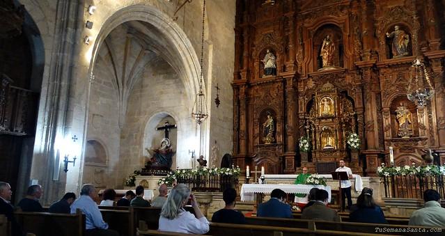 Misa de las Cofradías de San Mateo
