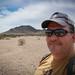 Hot Day Selfie in the Arizona Dessert by CC Chapman