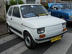 FIAT 126 Personal 4 650 - 1978