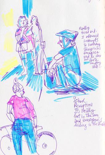 September 2014: School - Kids and Parents
