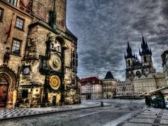 Morning Prague, The Czech Republic