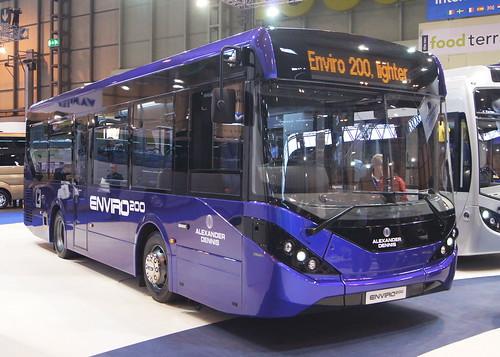 Euro Bus Expo - ADL Enviro200