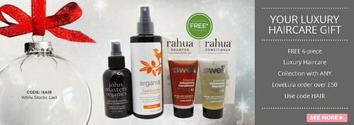FREE Luxury Haircare Collection