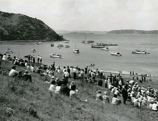 Oihi Bay (Rangihoua Bay), 1964