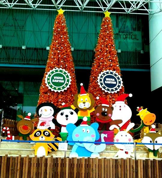 Christmas in Sibu 1