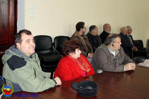 Конференция Волынской областной организации Партии Пенсионеров Украины - Луцк 16.12.2014 г (6)