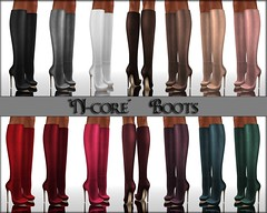 N-core - Boots