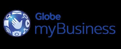 Globe myBusiness Logo 1