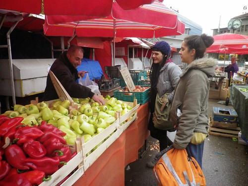 不帶錢上菜市場-青椒。圖片提供:楊宗翰