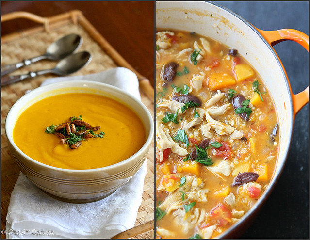 Healthy Butternut Squash Recipes | cookincanuck.com