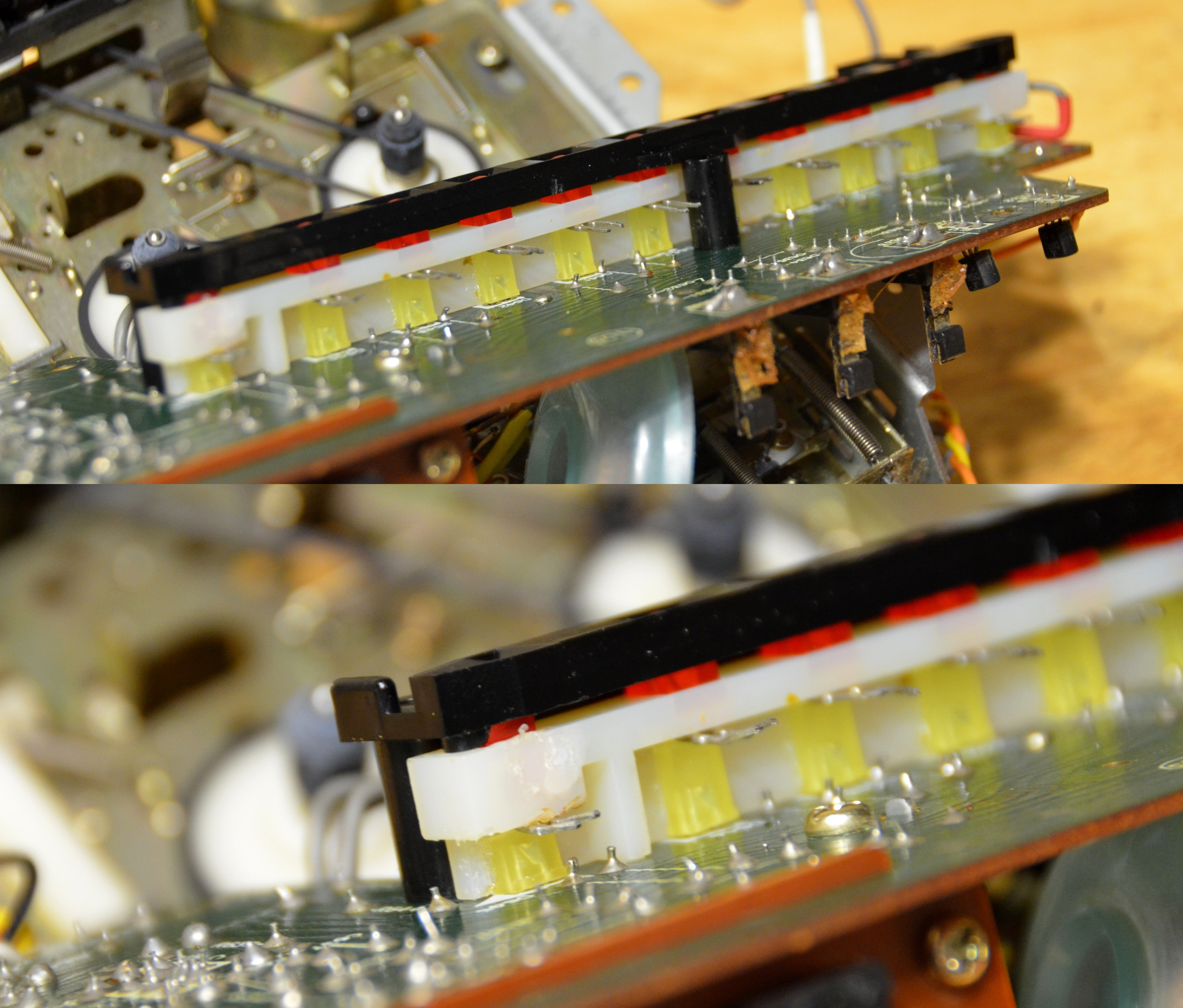 M70 Led Meter Mod Restorations Customizations Boomboxery Lm3915 Vu Not Working Properly Electrical Engineering 15947710439 2eb9dea8c2 O 15513676963 E766fceddd