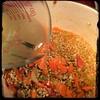 #CucinaDelloZio #Homemade #LentilSoup #ZuppaDiLenticchie - 1 cup water
