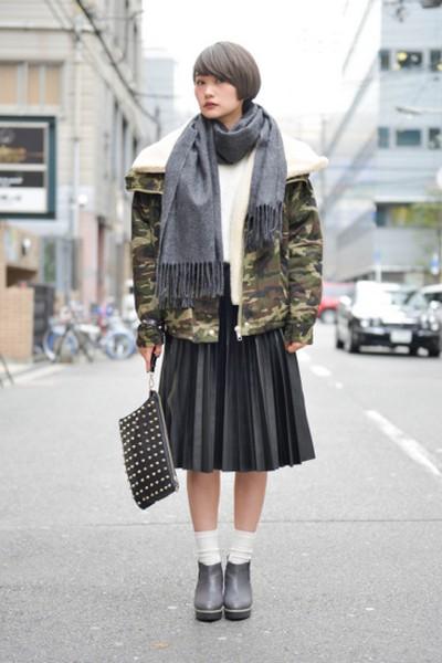 【街拍】一月日本街頭直擊