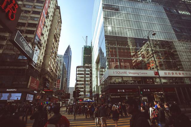 香港尖沙咀
