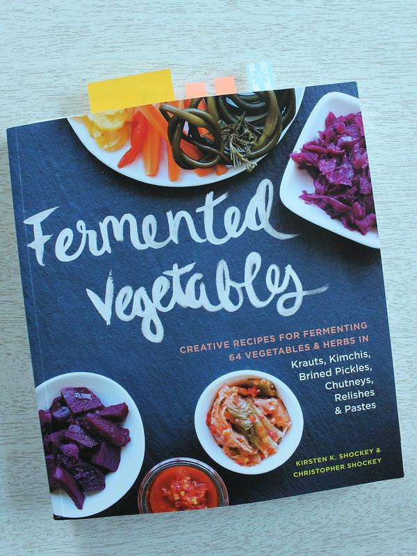 fermented veg book