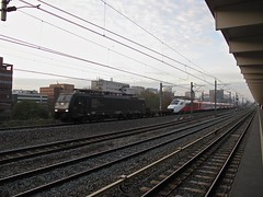 FYRA 4801 te Amsterdam Bullewijk, 22-11-14