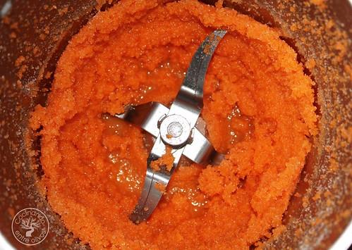 Bizcocho de zanahoria en microondas www.cocinandoentreolivos.com (3)