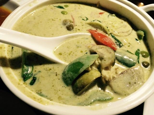 【上海美食】去了N次還是很愛的泰式料理-天泰