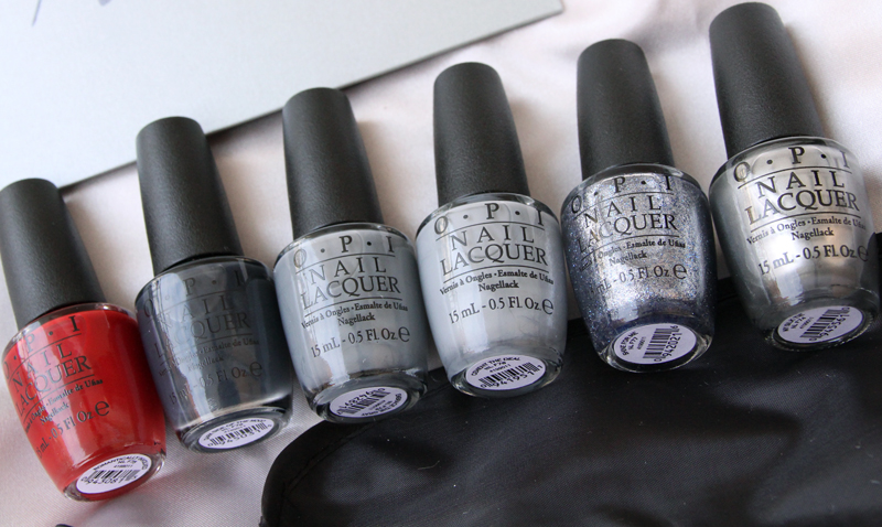 OPI Fifty shades of Grey1
